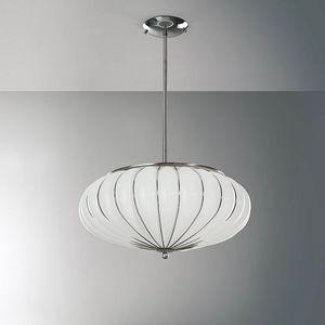 Giove Rs121-014, Lámpara de suspensión en vidrio en varios colores