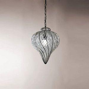 Goccia Ms111-050, Lámpara de suspensión en vidrio