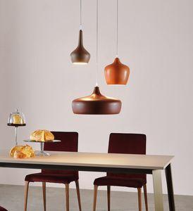 GOLDIE, Lámparas colgantes en cerámica