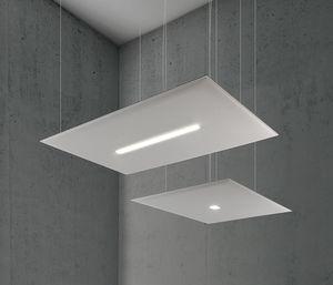 Oversize Lux, Paneles absorbentes de sonido con luz LED integrada
