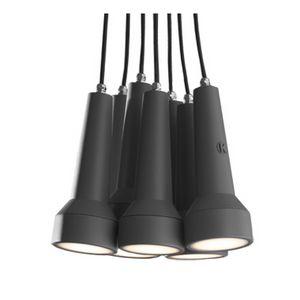 Torcia SE155, Lámpara colgante en forma de antorchas