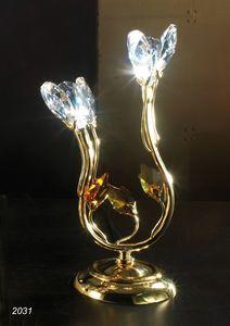Art. 2031 Matisse, Lámpara de mesa con cristales de Swarovski