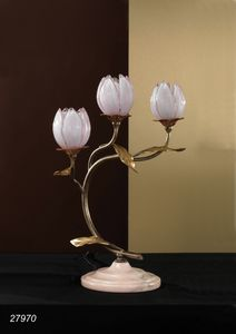 Art. 27970 Fior di Loto, Lámpara de mesa hecha en Italia