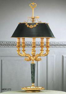 Art. MER 273, Lámpara de mesa hecha a mano