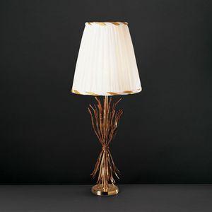 FETTUCCE HL1032TA-1, Lámpara de mesa en hierro forjado