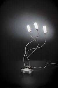FREE SPIRIT T, Lámpara de mesa con luces ajustables