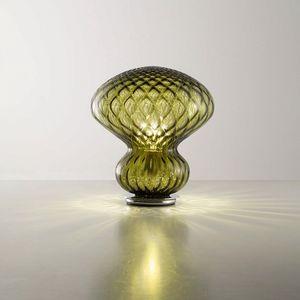 Fungo Lt624-030, Lámpara de mesa en cristal de baloton