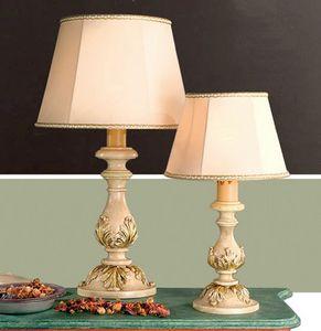 LG.7445/1/L, Lámparas de mesa de estilo clásico