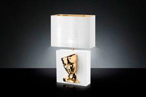 Psiche di Capua, Lámpara de mesa inspirada en esculturas clásicas