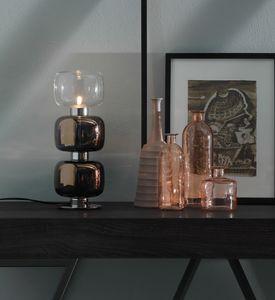 RETRO' TABLE LAMP, Lámpara de mesa, inspirada en la tradición.