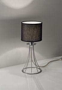 RIALTO H 34, Lámpara de mesa para mesitas de noche y escritorios