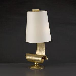 RICCIOLI LAMIERA HL1104TA-2, Lámpara de mesa en chapa de hierro