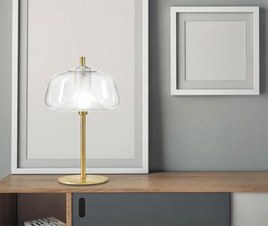 X-Ray, Lámpara de mesa en vidrio borosilicato