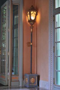 ANTIGUA LAMPARA DE VENECIA ART. LM 0052, Lámpara veneciana ideales antigua tallada a mano