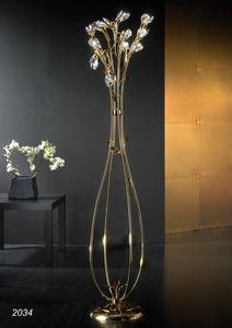 Art. 2034 Matisse, Lámpara de pie hecha a mano