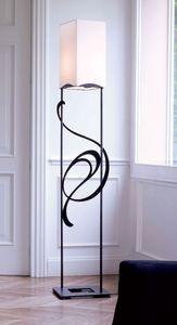 Genesis, Hierro lámpara de pie ideal para clásico y elegante