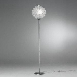 Pouff Rp383-185, Lámpara de pie con un diseño moderno