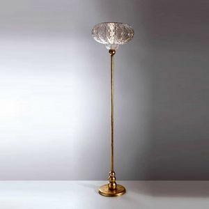 Sultano Mp106-175, Lámpara de pie con difusor en forma de corona