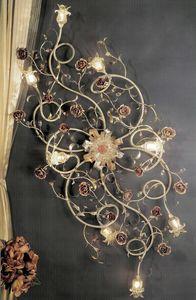 95608, Lámpara de techo de diseño clásico