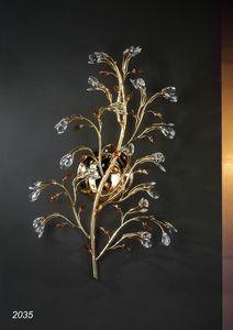 Art. 2035 Matisse, Apliques en latón dorado