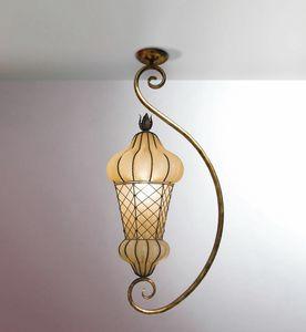 Baba Mc105-060, Lámpara de techo con un gusto de Oriente Medio