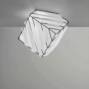 Dado Rc431-030, Lámpara de techo de cristal en forma de cubo