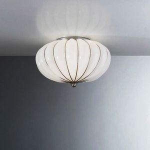 Giove Rc121-014, Lámpara de techo de vidrio soplado de Murano