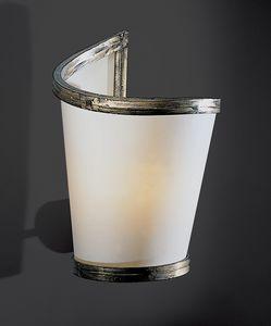 LOFT HL1088WA-1, Lámpara de pared con adornos dorados