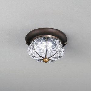 Raggio Mc378-010, Plafón de cristal con forma de corona