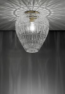 Reflex, Plafón de vidrio soplado