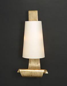 RICCIOLI LAMIERA HL1104WA-2, Lámpara de pared en chapa de hierro