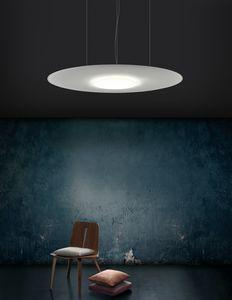 Giotto Lux, Lámpara de absorción de sonido con luz led