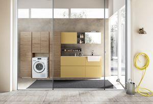 Muebles para lavandería