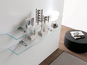 dl800 stoccolma, Estante con un diseño moderno, para la oficina