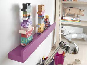 Easy consolle, Pequeño estante para dormitorio infantil