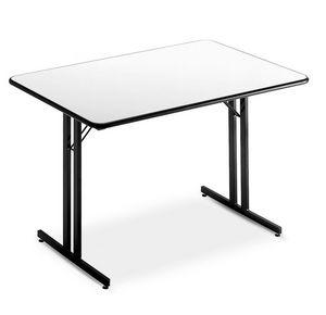 Art.555, Base de la mesa de conferencias formado por dos o tres patas plegables