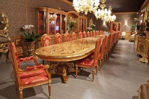 504/B, Muy grande mesa para restaurantes y hoteles, de estilo clásico