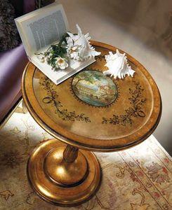 5243 mesa redonda, Mesa redonda de estilo clásico