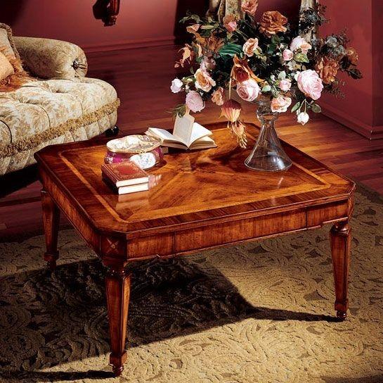 Albina coffee table, Mesa de café clásico de Lujo