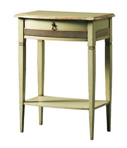 Aristotele FA.0143, Mesa de café con 2 estantes, hoteles de lujo y restaurantes