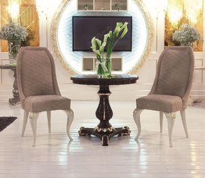 Art. 108, Mesa de café clásico adecuado para salas de estar
