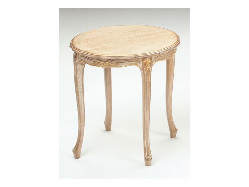Art. 262, Mesa de centro de madera, de estilo clásico, para sala de estar