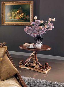 Edenica mesa pequeña, Mesita de madera tallada a mano