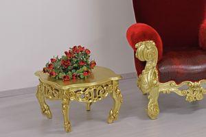 Finlandia plata, Mesas de café tallada en estilo clásico y lujoso