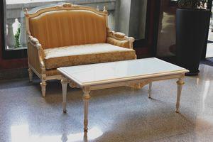 Impero Mesita, Mesa de centro clásica para sala de estar