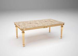 Margot mesa de centro, Lujosas mesas de centro talladas