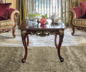 Opera mesa de centro, Mesa de centro de estilo clásico