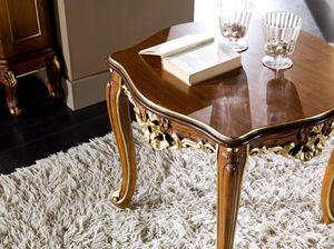 Regency mesa para lámpara, Mesa portalámparas de estilo clásico
