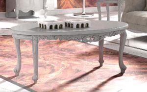 Smeraldo Art. 5014, Mesa de centro en madera lacada