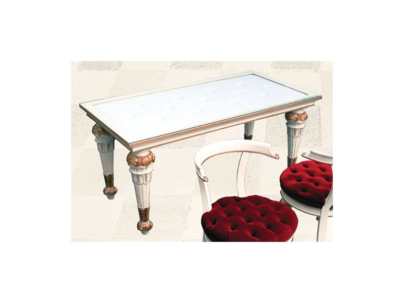 Table art. Soft Dinner, Mesa de comedor, de estilo Direttorio